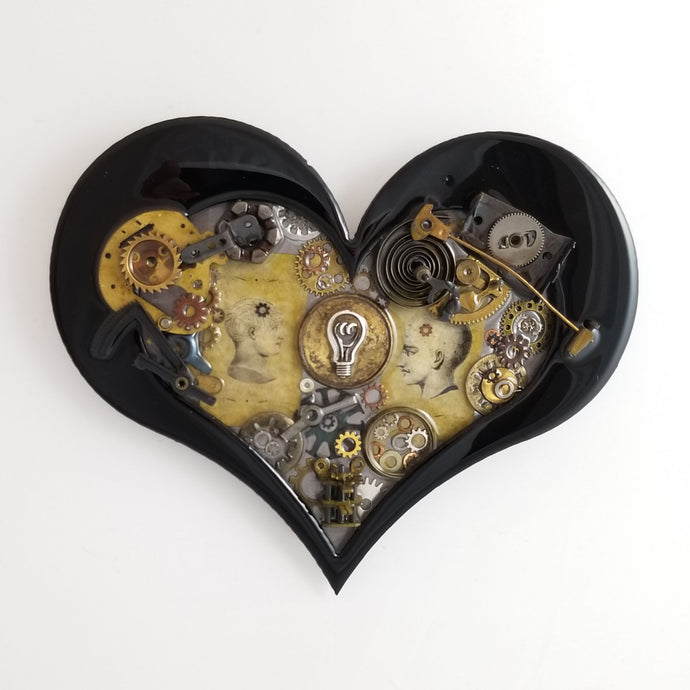 Steampunk Heart: Brainstorming ($125) 10