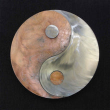 Metal Wall Art:  Yin Yang