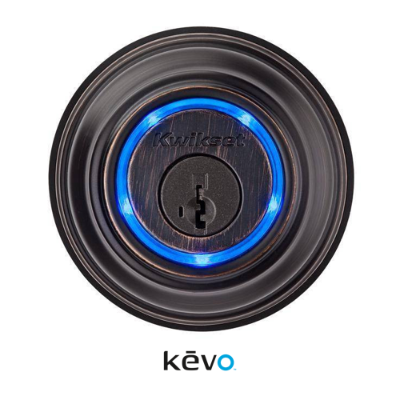 Kevo Smart Lock Deadbolt - Venetian Bronze