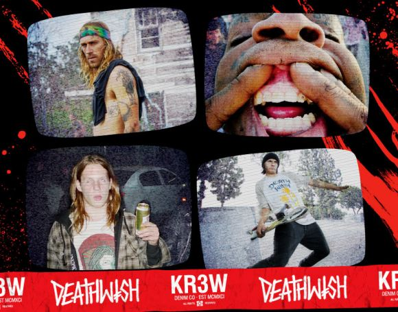 faces of deathwish tour lower half