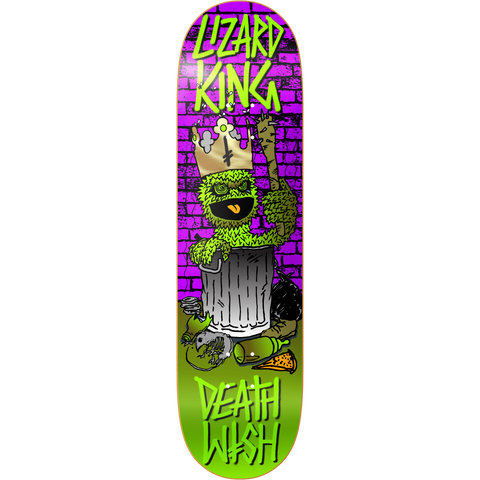 LIZARD KING DEATH TOONS REISSUE 8.0