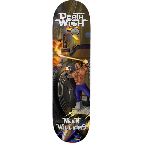 NEEN METAL MAYHEM DECK 8.0