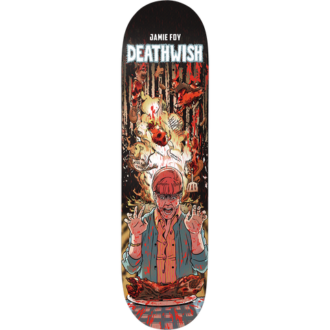FOY PREMONITION DECK 8.38