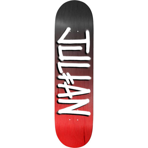 Davidson Black/Red Gang Name Deck 8.0
