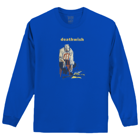 THE BLUES LONG SLEEVE