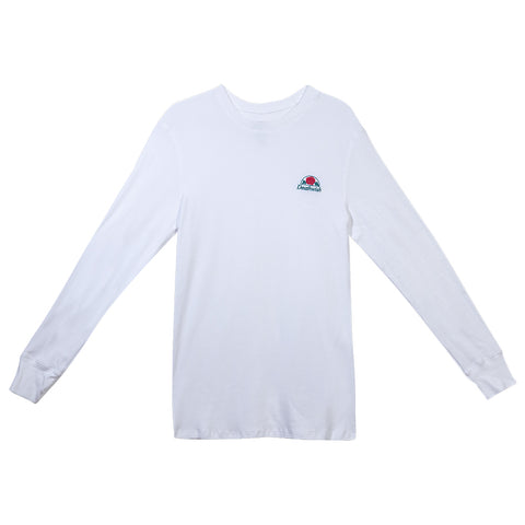 ROSE THERMAL LONG SLEEVE WHITE