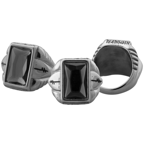 ELLINGTON RING SILVER