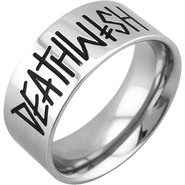 DEATHSPRAY RING SILVER
