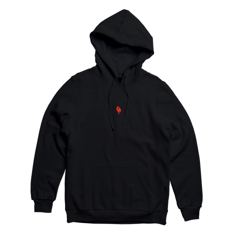 Red Rooster Pullover