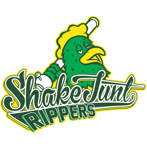 Shake Junt Rippers Sticker 10pk