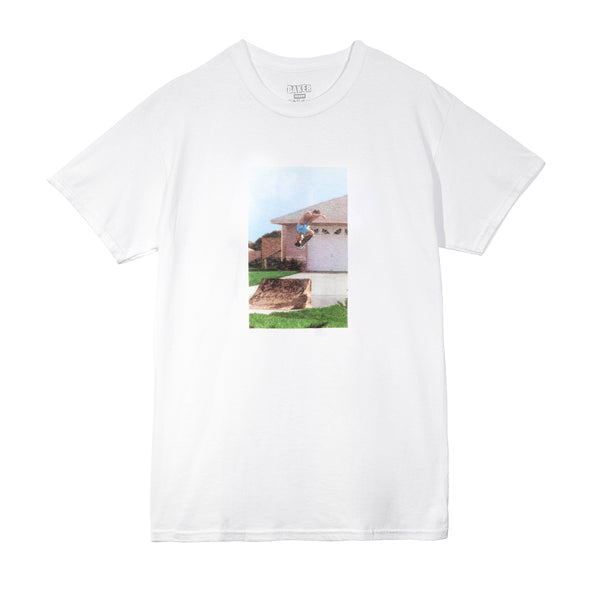 Launch Ramp Tee White