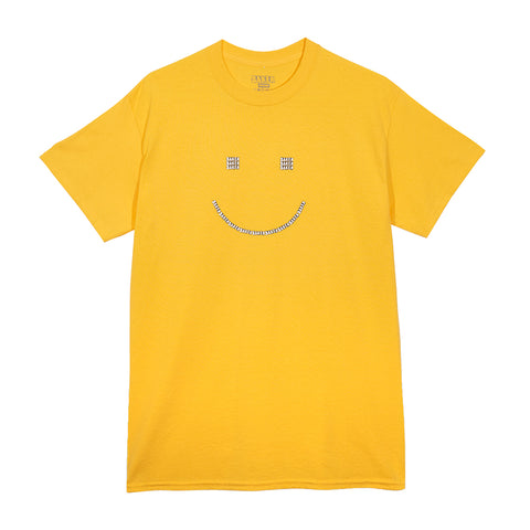 Smiley Tee Yellow