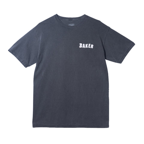UNO FADED TEE BLACK