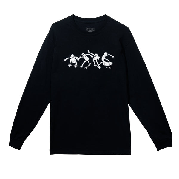 CREMATION MAYHEM LONG SLEEVE BLACK