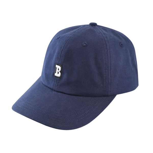 Mini B Navy Strapback