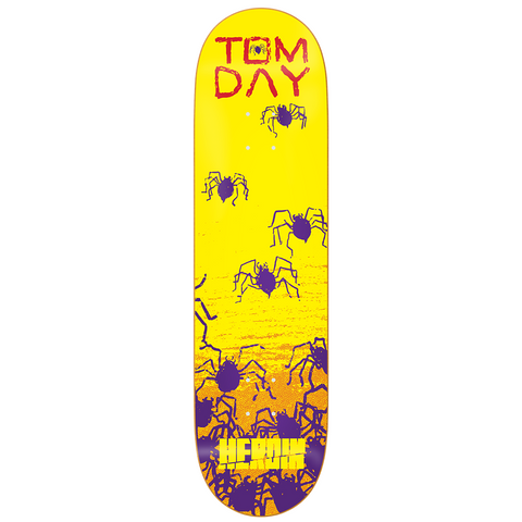 TOM DAY GIALLO DECK 8.5
