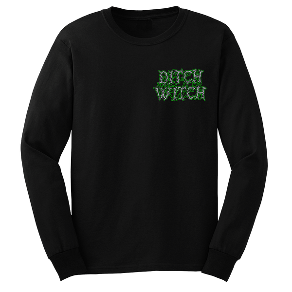 DITCH WITCH 3 LONG SLEEVE BLACK