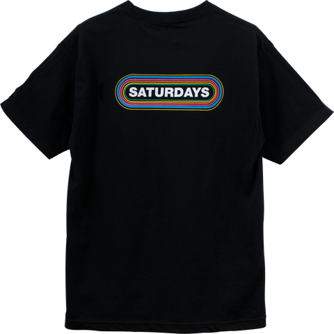 Birdhouse SATURDAYS Logo T-Shirt
