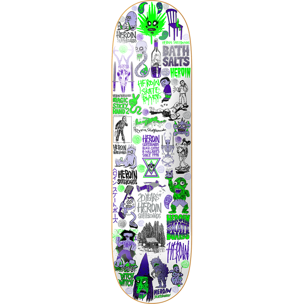 20 Years Part 4 Deck 8.5