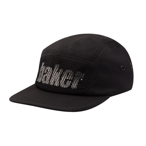 Vantage Camp Hat Black