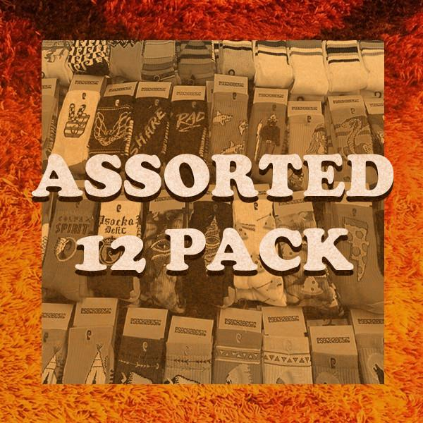 ASSORTED 12 PACK