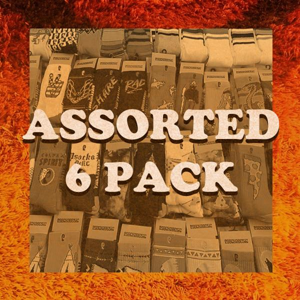 ASSORTED 6 PACK