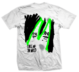 Call of the Wild White Tee