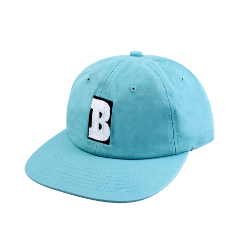Capital B Strapback Mint