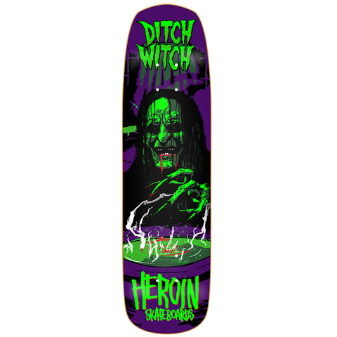 Ditch Witch 2 Deck 8.6