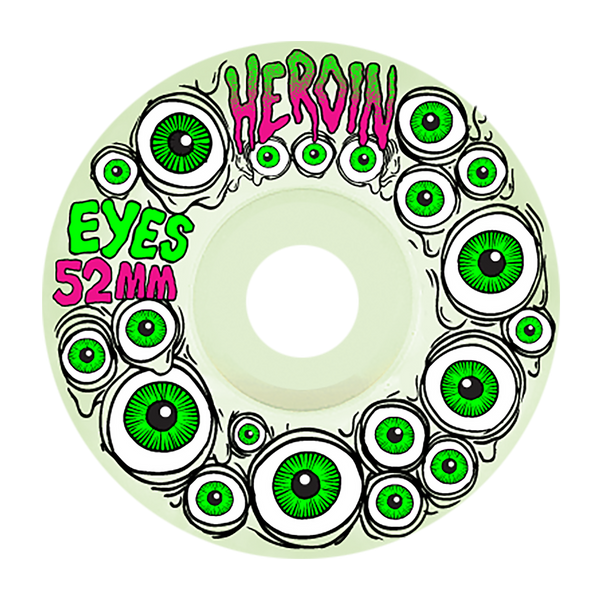 EYES WHEEL 52mm