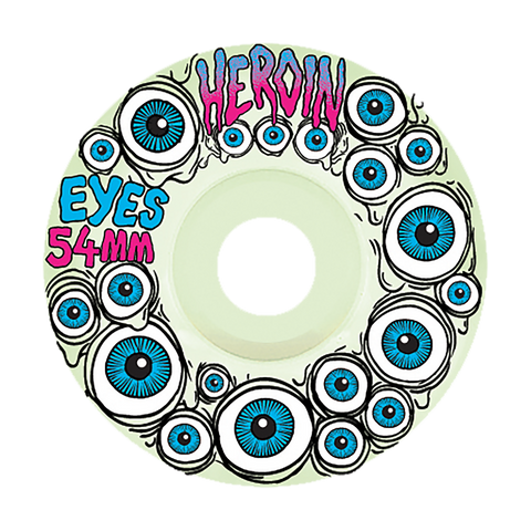 EYES WHEEL 54mm