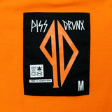 PD Orange/Black Longsleeve Tee