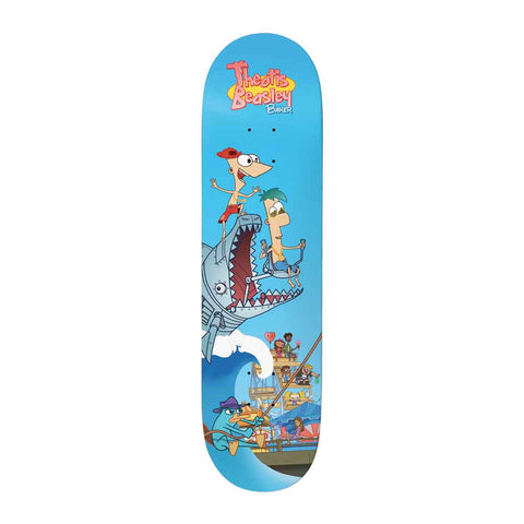 Theotis Step Brothers Deck 8.0