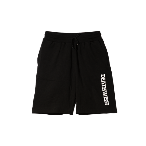 Antidote Sweat Shorts Black