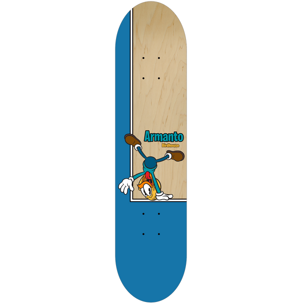 Lizzie Armanto Birds Deck 8.0