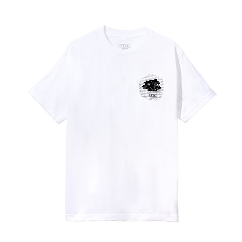 Bricks White Tee