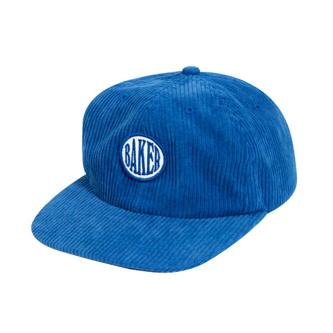 NAUTICAL CORD SNAPBACK BLUE