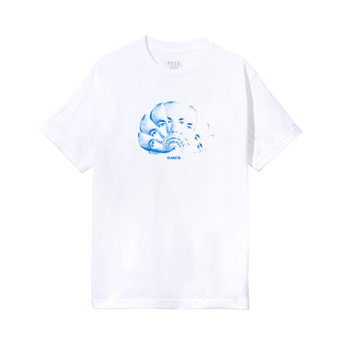 Boss Slice Tee White