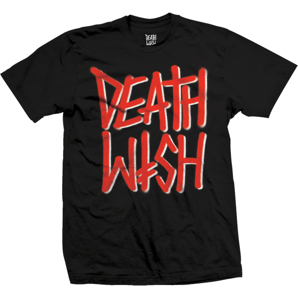 DEATH STACK BLACK/RED