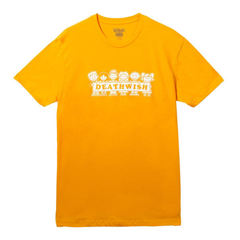 FOR THE CHILDREN TEE GOLD