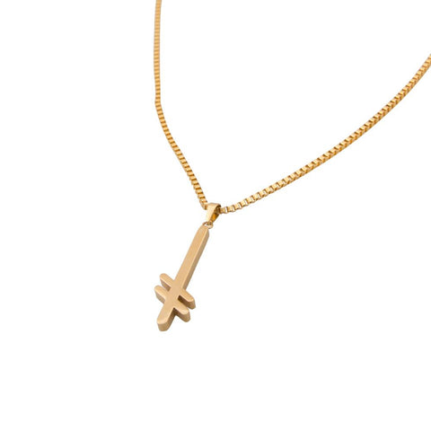 GANG LOGO NECKLACE