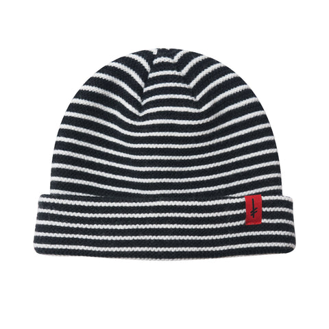 GANG LOGO BEANIE STRIPED