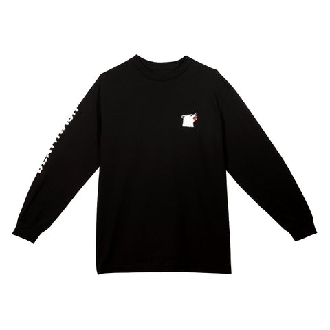 Killer Kill Longsleeve Tee Black