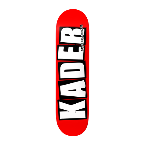 Kader Sylla Brand Name Deck (multiple sizes)
