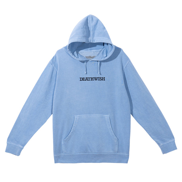 ANTIDOTE PULLOVER LIGHT BLUE