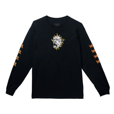 Judgement Day L/S Tee Black