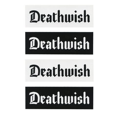 DEATHWISH LOUNGE STICKER SINGLE