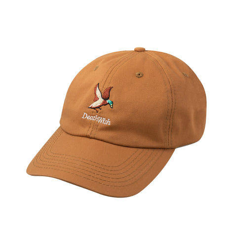 Mallard Dad Cap Brown
