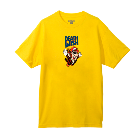 Bros Tee Yellow