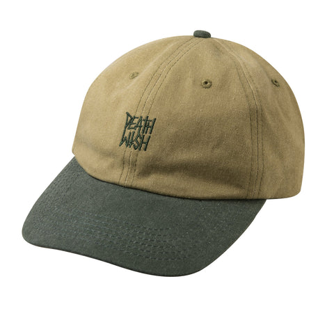 Deathstack Khaki/Green Dad Cap
